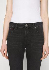 Tommy Jeans - SYLVIA ANKLE - Jeans Skinny Fit - black denim - 5