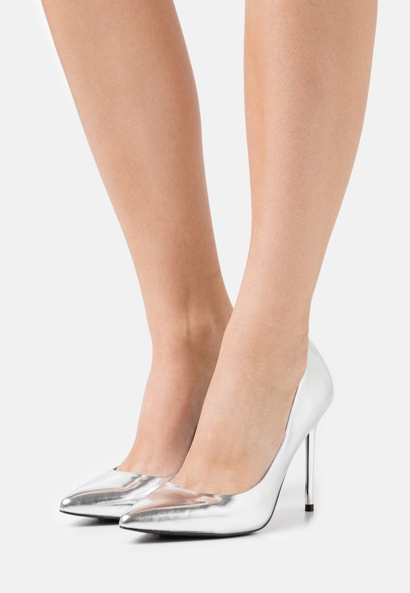 Even&Odd - High heels - silver