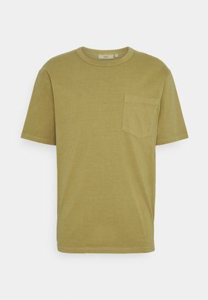 HARIS  - T-shirt basic - dried tobacco