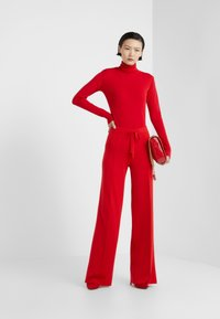 MRZ - PANTALONE - Trousers - red - 1