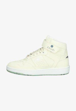 Sneakers hoog - mineral pearl 91a