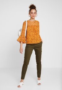 mint&berry - Blouse - yellow/brown - 1