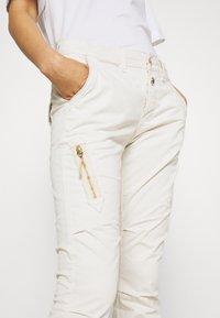 Mos Mosh - DO NOT USE - Trousers - ecru - 4
