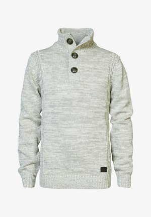 Strikpullover /Striktrøjer - antique white