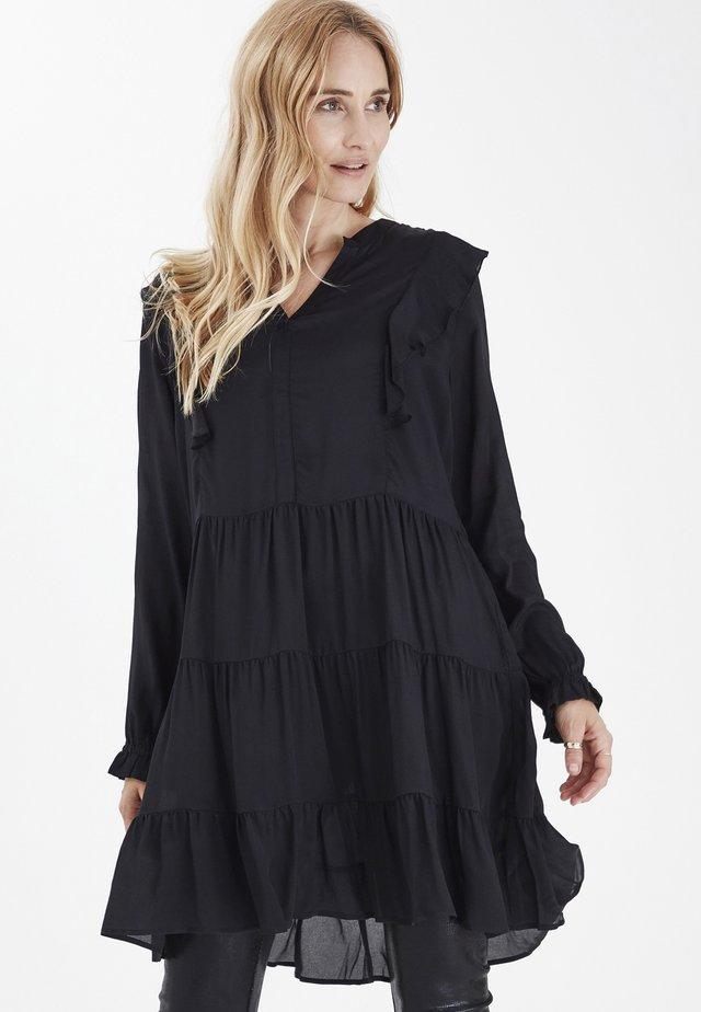PREMIUM QUALITY - Vestito estivo - black beauty