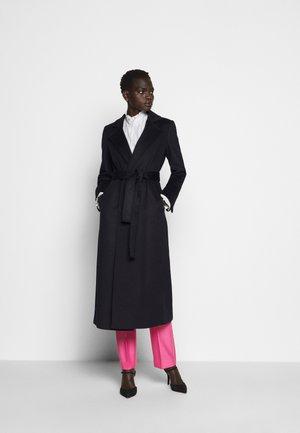 LONGRUN - Cappotto classico - midnight blue