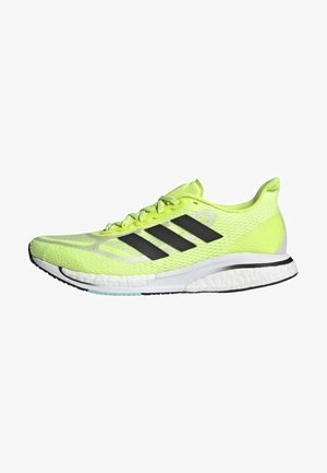SUPERNOVA + BOOST BOUNCE PRIMEGREEN RUNNING REGULAR SHOES - Chaussures de running stables - yellow