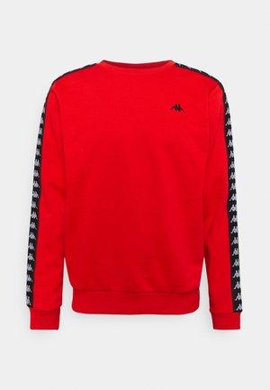 JERG - Sweatshirt - aurora red
