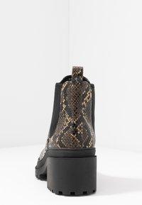 Topshop - BRIXTON CHELSEA - Ankle boots - natural - 5