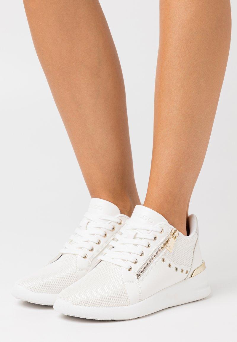 ALDO - TRAISEN - Trainers - white