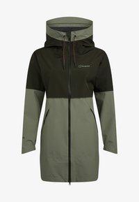 Berghaus - Soft shell jacket - green - 5