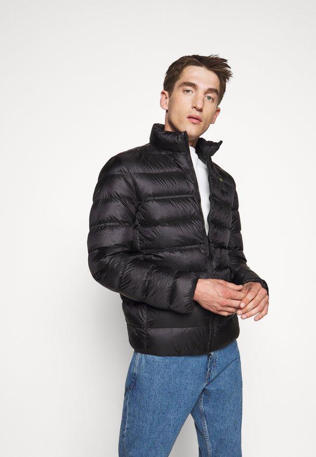 GIUBBINI CORTI  - Down jacket - black