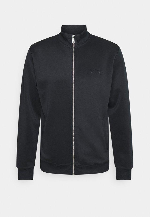 SEBASTIAN  - Felpa aperta - navy blazer