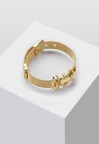 Heideman - ARMBAND MESH - Bransoletka - gold-coloured - 2
