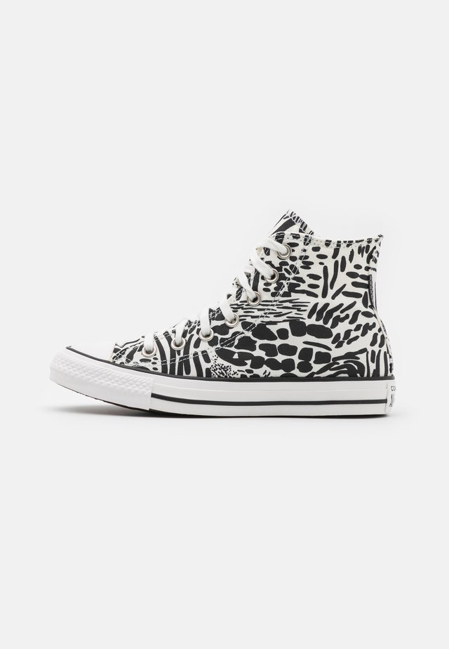 CHUCK TAYLOR ALL STAR - Zapatillas altas - egret/black