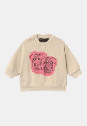 TERRIER UNISEX - Sweatshirt - offwhite