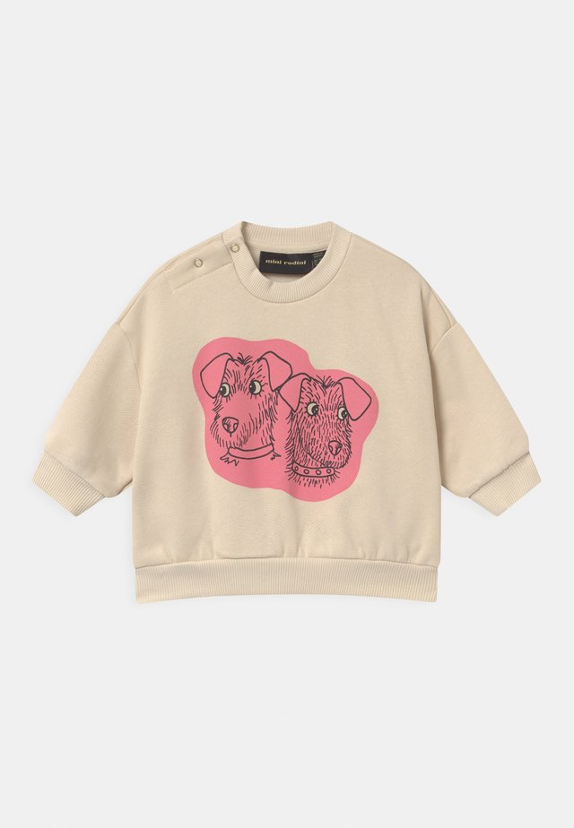 TERRIER UNISEX - Sweater - offwhite