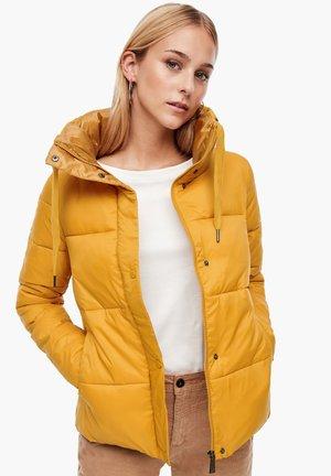 JAS - Gewatteerde jas - yellow