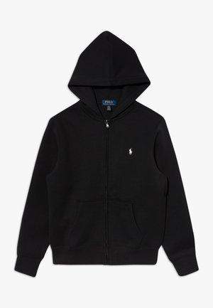 Hoodie - polo black