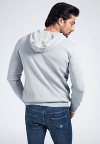 Guess - Zip-up hoodie - hellgrau - 2