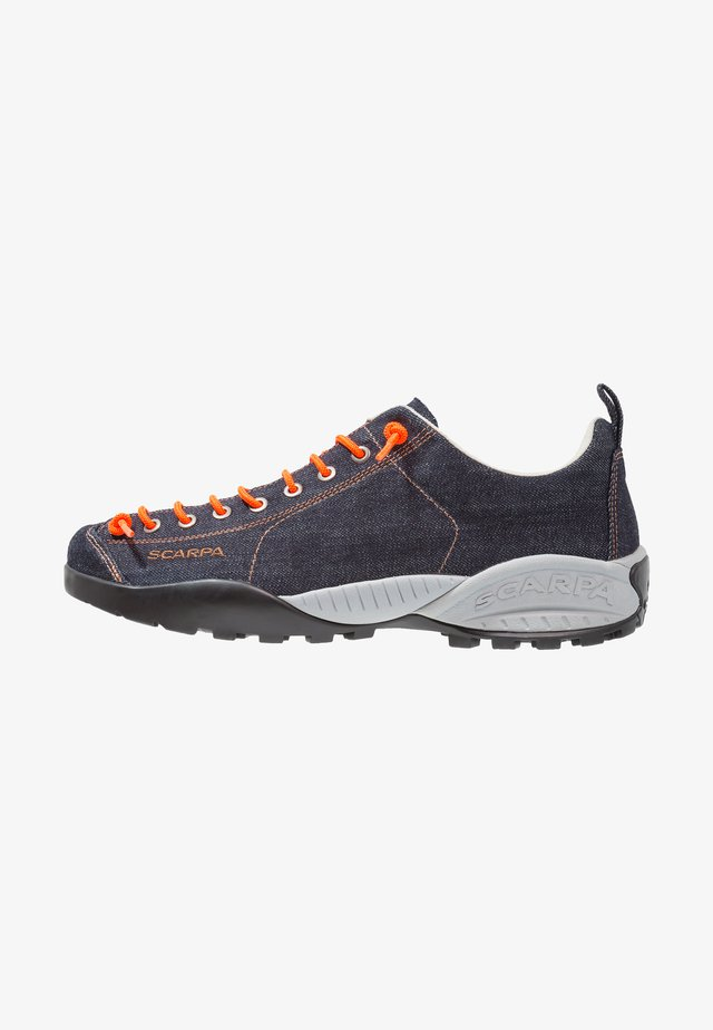 MOJITO  - Outdoorschoenen - blue denim