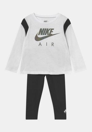 AIR SET - Leggings - black