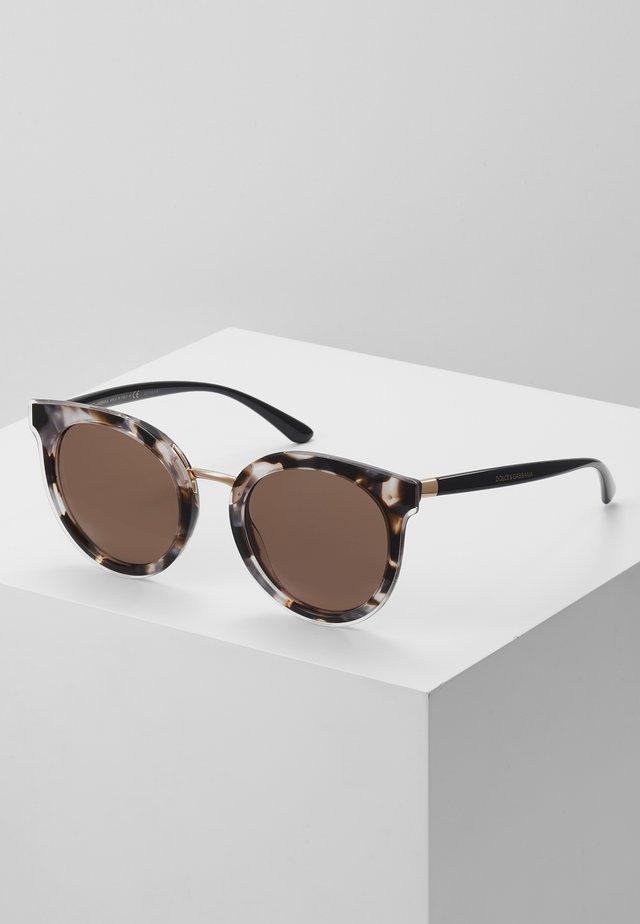 Sonnenbrille - top pink/madreperla pink