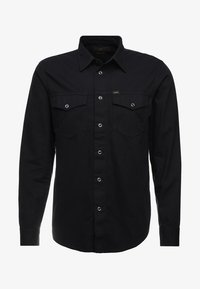 Lee - WORKER WESTERN - Chemise - black - 4