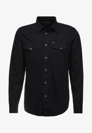 WORKER WESTERN - Skjorta - black