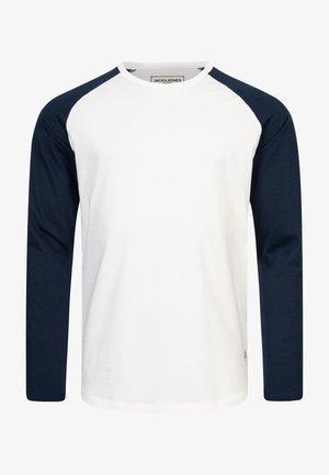 MIT RAGLANÄRMELN  - Long sleeved top - white