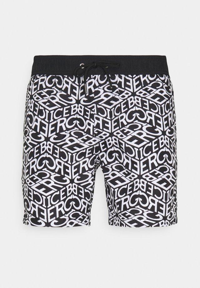 MEDIUM - Shorts da mare - black