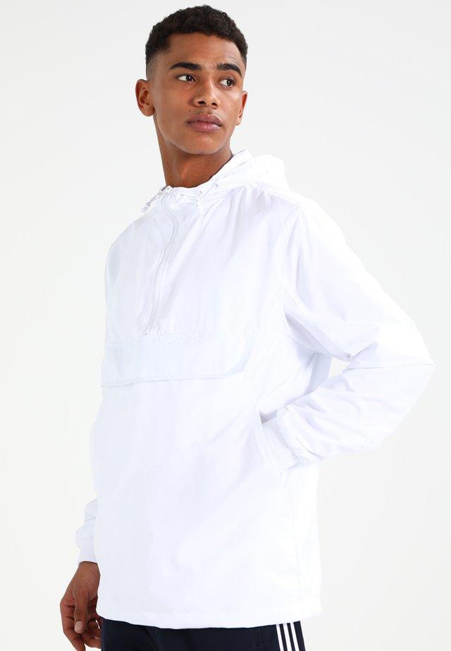 BASIC - Windbreaker - white