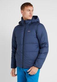 Patagonia - FROZEN RANGE 2-IN-1 - Down jacket - neo navy - 3