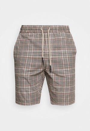 ONSLINUS LIFE  - Shorts - cherry mahogany