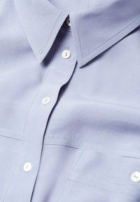 Mango - LEONE - Button-down blouse - blau - 6