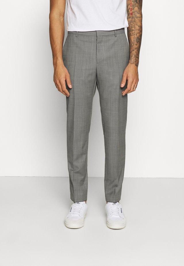 FIL-A-FIL PANTS - Pantaloni - grey