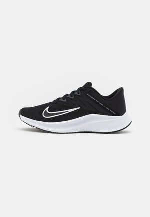 QUEST 3 - Zapatillas de running neutras - black/white/iron grey