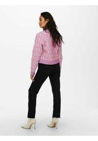 ONLY - Sweatshirt - opera mauve - 2