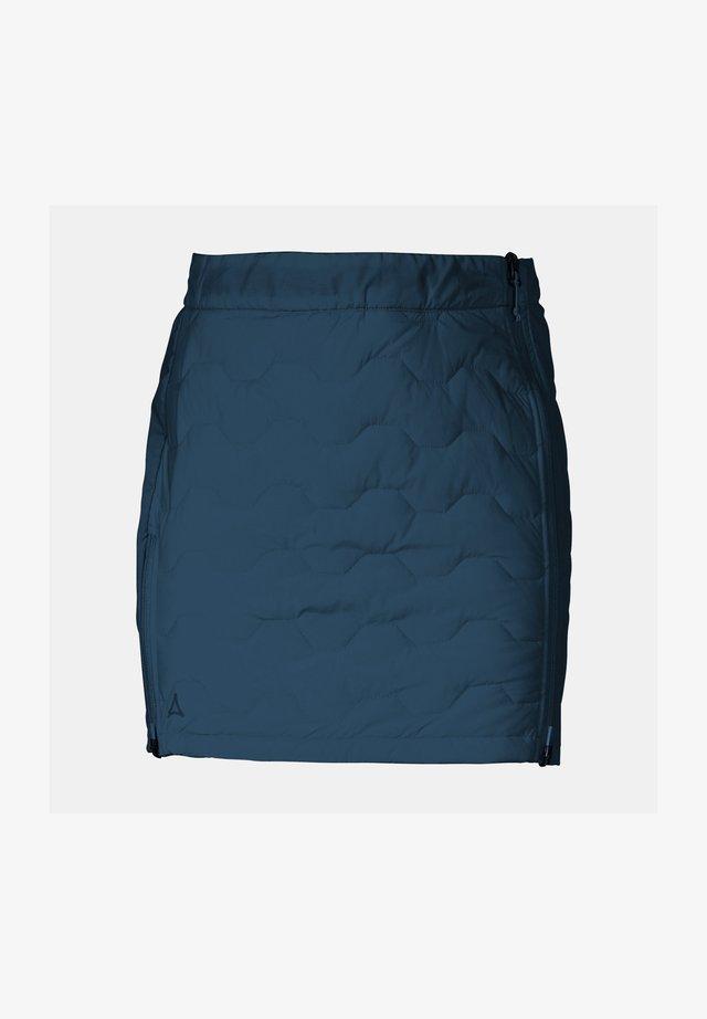 Sports skirt - 8859 - blau