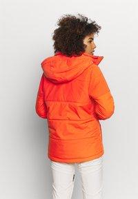 Billabong - DOWN RIDER - Snowboard jacket - samba - 4