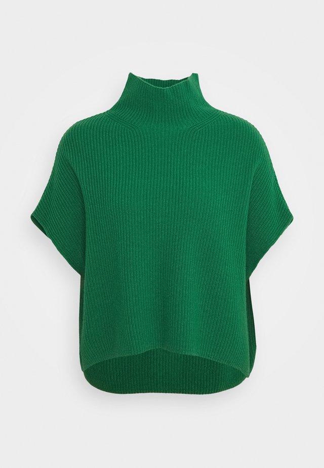 T-shirt - bas - true green