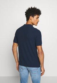 Roberto Collina - Polo shirt - navy - 2