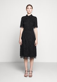 Elisabetta Franchi - Skjortklänning - nero - 0