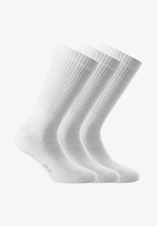 Socks - weiß