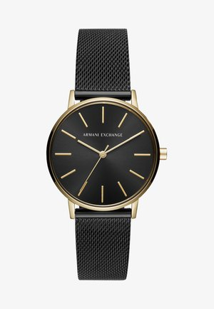 Watch - black