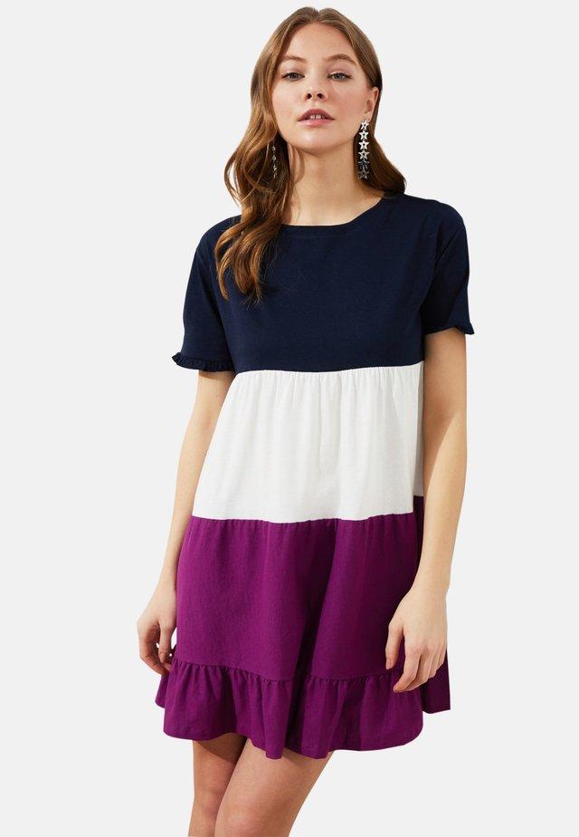 Vestido ligero - navy blue