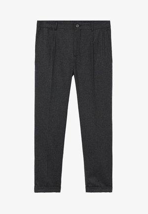 LISBOA - Pantalon classique - dunkelgrün