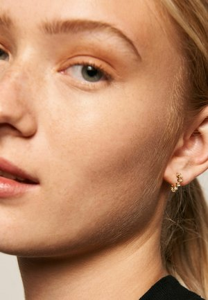 LADY BIRD - Earrings - gold
