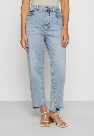 DYLAN LOOKER - Straight leg jeans - light blue