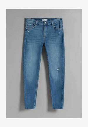 PUSH UP - Jeans Skinny - dark blue